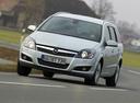 Фото авто Opel Astra Family/H [рестайлинг],  цвет: серебряный