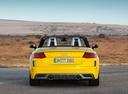 Фото авто Audi TT 8S [рестайлинг], ракурс: 180 цвет: желтый
