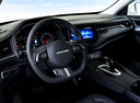 Фото авто Haval F7 1 поколение, ракурс: рулевое колесо