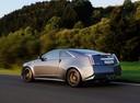 Фото авто Cadillac CTS 2 поколение, ракурс: 135 цвет: серый
