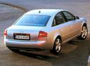 Фото авто Audi A6 4B/C5 [рестайлинг], ракурс: 225 цвет: серебряный
