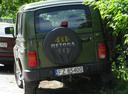 Фото авто Kia Retona 1 поколение, ракурс: 180