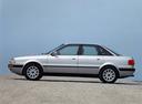 Фото авто Audi 80 8C/B4, ракурс: 90 цвет: серебряный