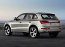 Фото авто Audi Q5 8R [рестайлинг], ракурс: 135 цвет: серый