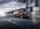 Фото авто Peugeot Rifter 1 поколение, ракурс: 315 цвет: оранжевый