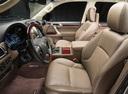 Фото авто Lexus GX 2 поколение [рестайлинг], ракурс: салон целиком
