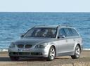 Фото авто BMW 5 серия E60/E61, ракурс: 45