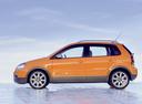 Фото авто Volkswagen Polo 4 поколение [рестайлинг], ракурс: 90