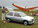 Фото авто Opel Corsa A, ракурс: 315