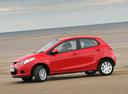Фото авто Mazda Demio DE, ракурс: 90