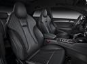 Фото авто Audi S3 8V, ракурс: сиденье