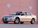Фото авто Dodge Stratus 2 поколение, ракурс: 45