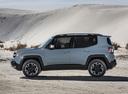 Фото авто Jeep Renegade 1 поколение, ракурс: 90 цвет: серый