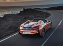 Фото авто BMW i8 I12 [рестайлинг], ракурс: 225 цвет: коричневый