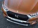 Фото авто DS 7 1 поколение, ракурс: передняя часть цвет: бронзовый