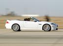 Фото авто Jaguar XK X150 [2-й рестайлинг], ракурс: 270 цвет: белый