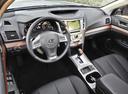 Фото авто Subaru Outback 4 поколение [рестайлинг], ракурс: торпедо