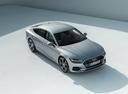 Фото авто Audi A7 C8, ракурс: 315 цвет: серебряный
