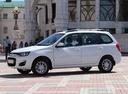 Новый ВАЗ (Lada) Kalina, белый , 2017 года выпуска, цена 488 500 руб. в автосалоне АЗИЯ АВТО УСТЬ-КАМЕНОГОРСК НОВОКУЗНЕЦК
