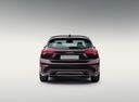 Фото авто Ford Focus 4 поколение, ракурс: 180 цвет: бордовый