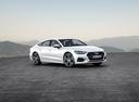 Фото авто Audi A7 C8, ракурс: 315 цвет: белый