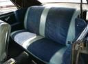 Фото авто Chevrolet Chevelle 1 поколение, ракурс: задние сиденья