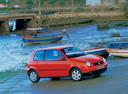 Фото авто Volkswagen Lupo 6X, ракурс: 270