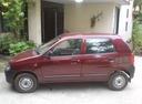 Фото авто Maruti Alto 1 поколение, ракурс: 90