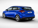 Фото авто Ford Focus 3 поколение [рестайлинг], ракурс: 135 - рендер цвет: синий