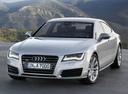 Фото авто Audi A7 4G,  цвет: серый