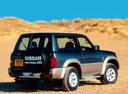 Фото авто Nissan Patrol Y61, ракурс: 225 цвет: синий