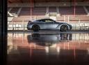 Фото авто Nissan GT-R R35 [3-й рестайлинг], ракурс: 270 цвет: серебряный
