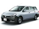 Фото авто Nissan AD Y12 [рестайлинг], ракурс: 45 цвет: серебряный