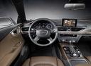 Фото авто Audi A7 4G, ракурс: торпедо