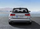Фото авто Audi A6 4G/C7 [рестайлинг], ракурс: 180 цвет: серебряный