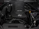 Фото авто Hyundai Genesis 2 поколение, ракурс: двигатель