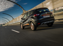 Фото авто Renault Kaptur 1 поколение, ракурс: 135 цвет: черный