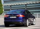 Фото авто Jaguar XF X250 [рестайлинг], ракурс: 225 цвет: синий