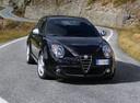 Фото авто Alfa Romeo MiTo 955 [рестайлинг], ракурс: 315 цвет: фиолетовый