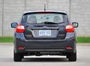 Фото авто Subaru Impreza 4 поколение, ракурс: 180