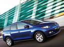 Фото авто Mazda CX-7 1 поколение, ракурс: 315 цвет: синий