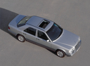 Фото авто Mercedes-Benz E-Класс W124 [2-й рестайлинг], ракурс: сверху