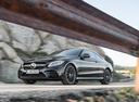 Фото авто Mercedes-Benz C-Класс W205/S205/C205 [рестайлинг], ракурс: 45