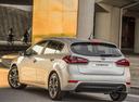 Фото авто Kia Cerato 3 поколение, ракурс: 135 цвет: серебряный