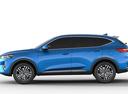 Фото авто Haval F7 1 поколение, ракурс: 90 - рендер цвет: синий
