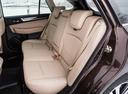 Фото авто Subaru Outback 5 поколение [рестайлинг], ракурс: задние сиденья