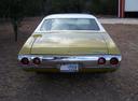 Фото авто Chevrolet Chevelle 2 поколение [3-й рестайлинг], ракурс: 180