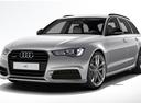 Фото авто Audi A6 4G/C7 [рестайлинг], ракурс: 45 цвет: серебряный