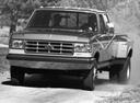 Фото авто Ford F-Series 8 поколение, ракурс: 45