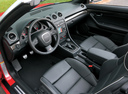 Фото авто Audi S4 B7/8E, ракурс: торпедо